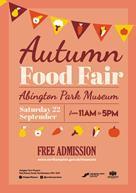 Autumn food fair