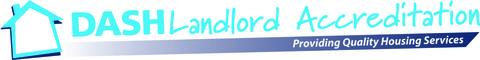 DASH Landlord Accreditation logo
