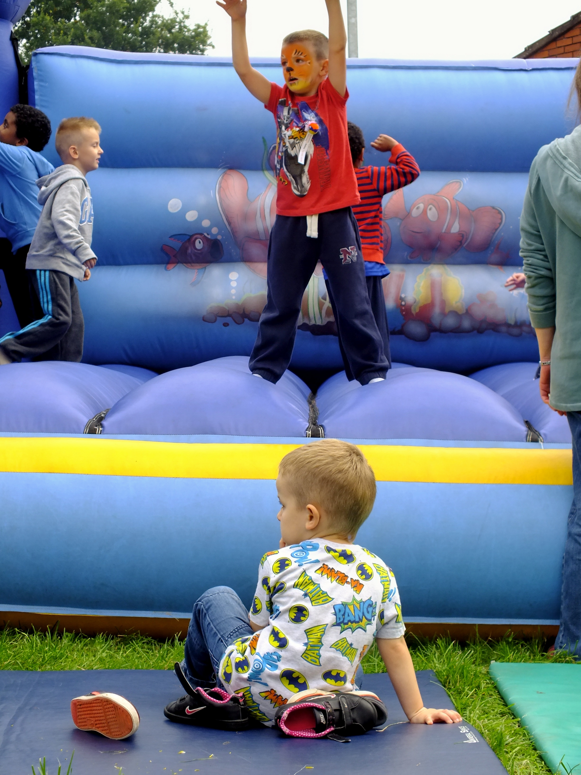 Blackthorn fun day - our place event 2014