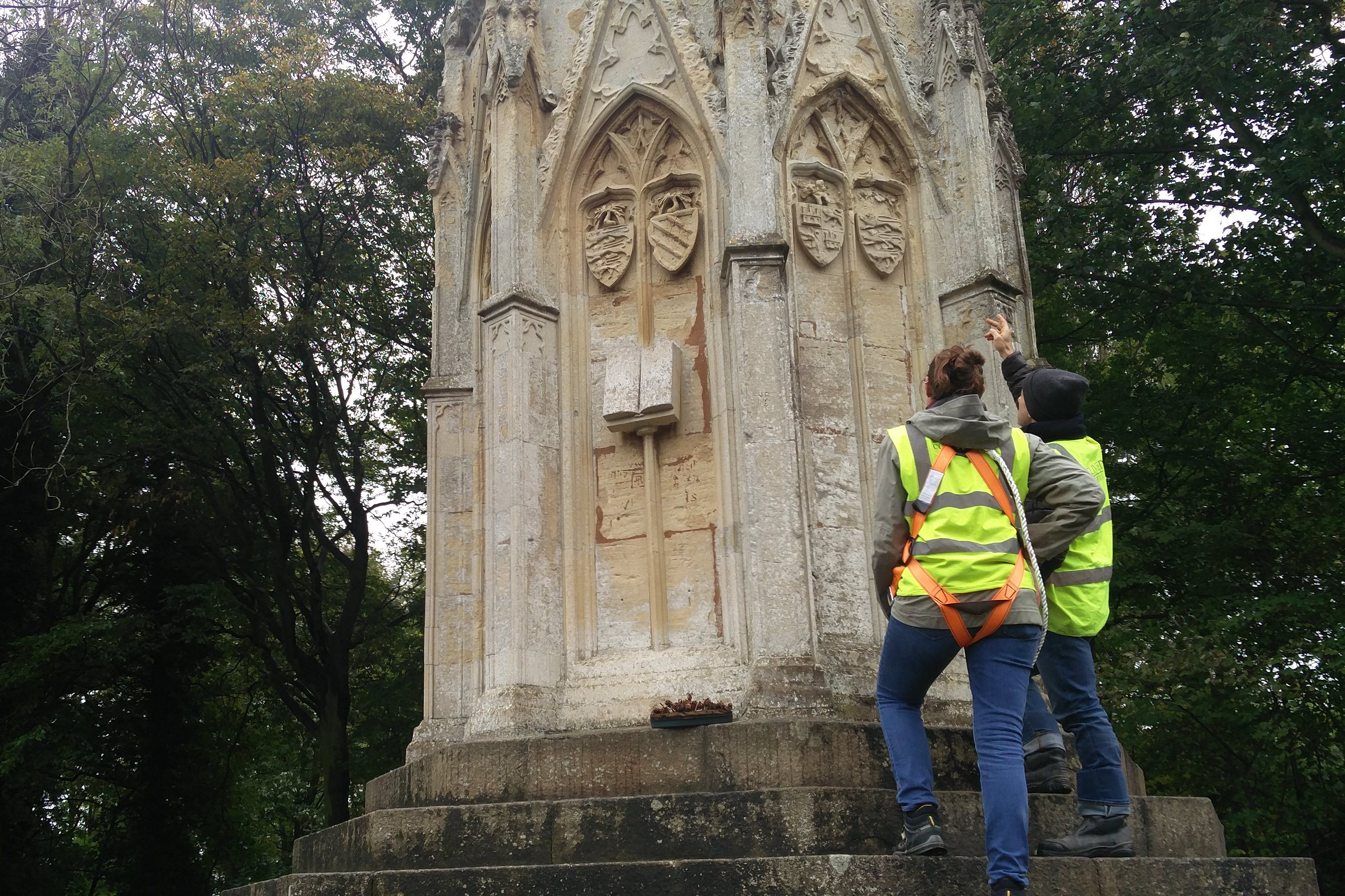 Eleanor Cross, Cliveden