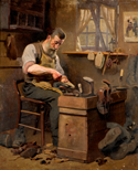 The Art of the Shoemaker