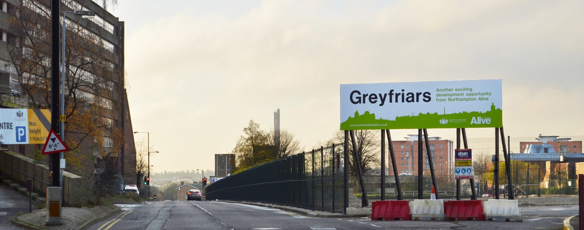 Public display for Greyfriars proposals