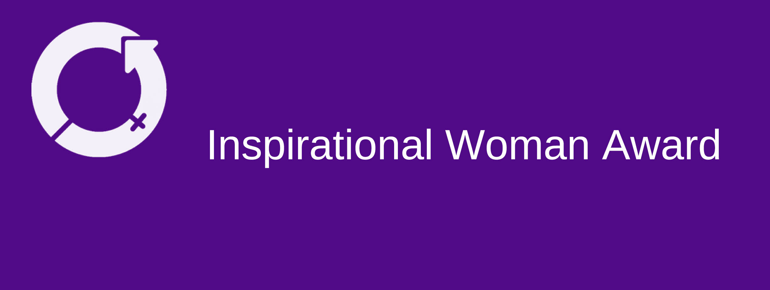Inspirational Woman Award 2018