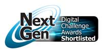 NextGen Digital Awards logo