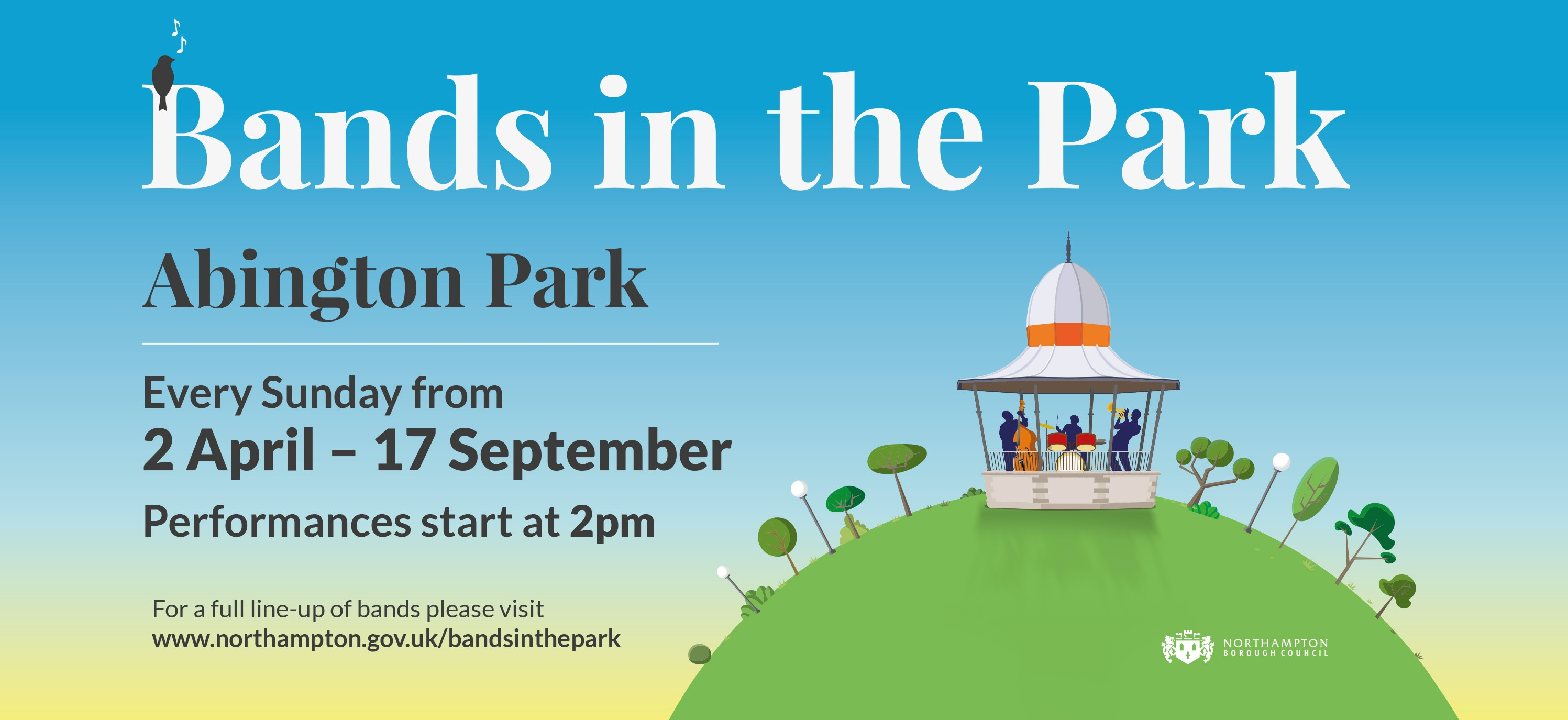 Bands in the Park 2017