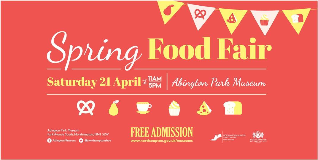Spring Food Fair