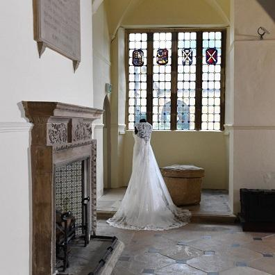 Weddings at Abington Park Museum