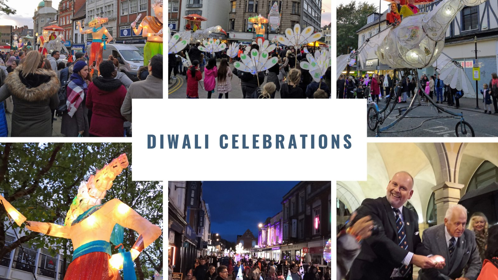 Northampton virtual Diwali celebrations