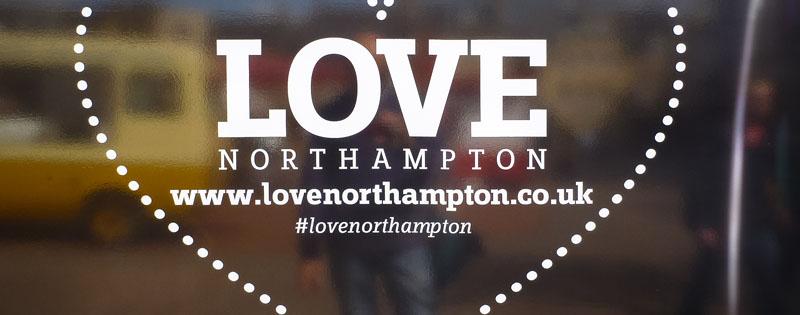 Love Northampton