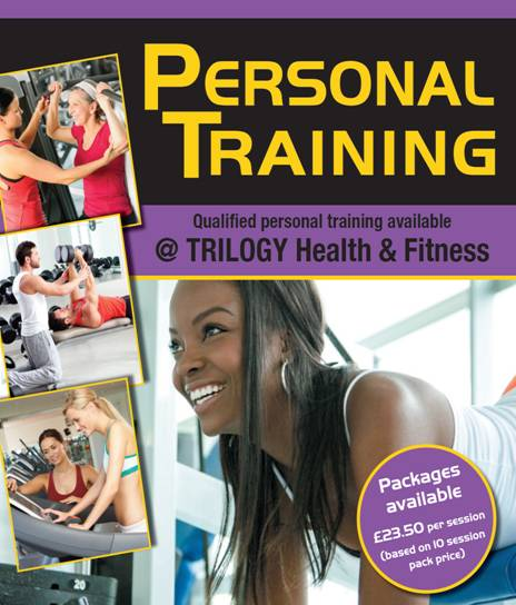 Personal Training at Trilogy Health and Fitness
