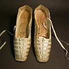 Pair of Queen Victoria's shoes
