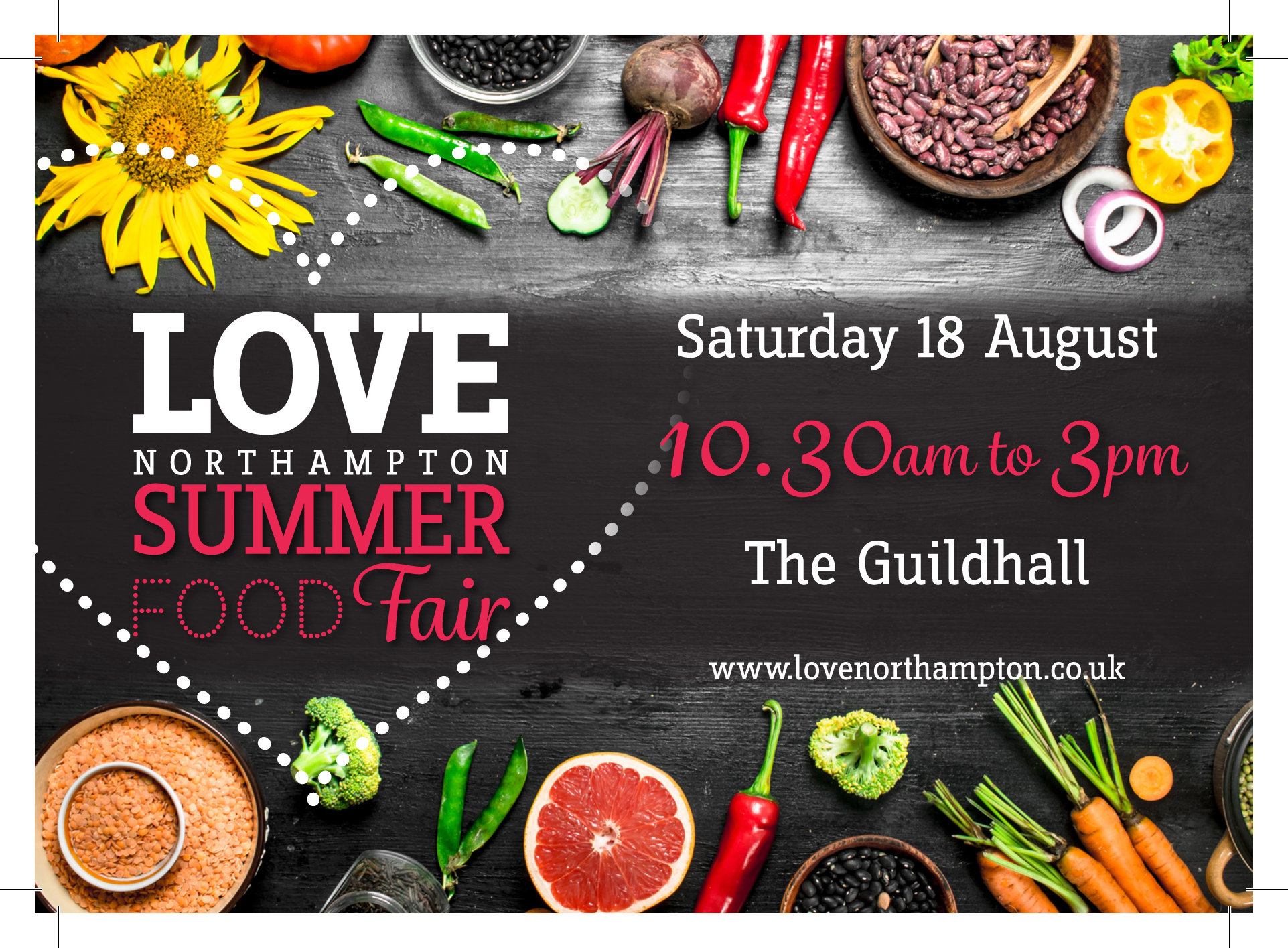 Love Northampton Summer Food Fair